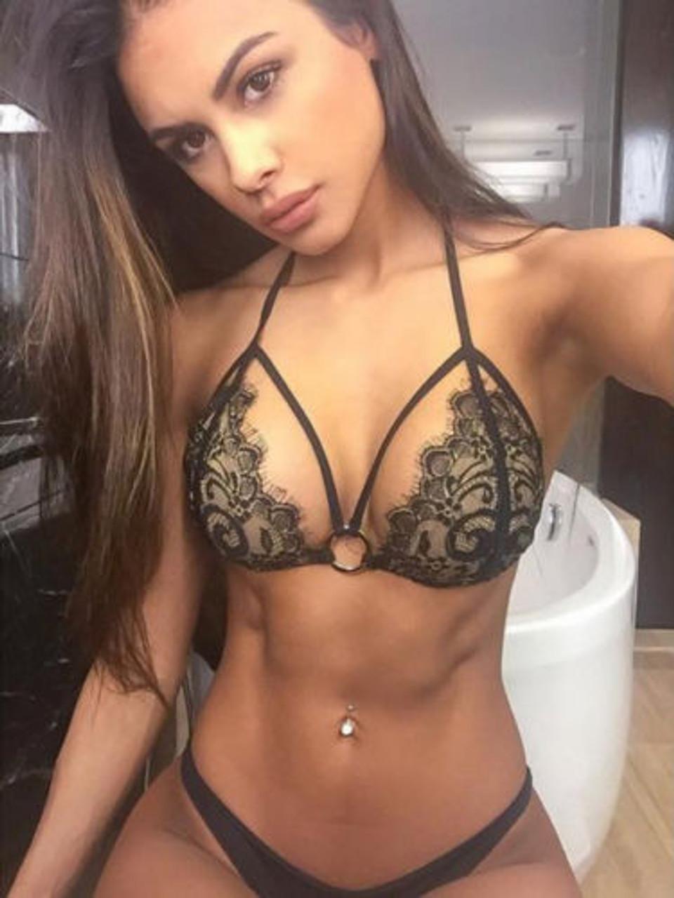 Sexy Lace Bikini-8837