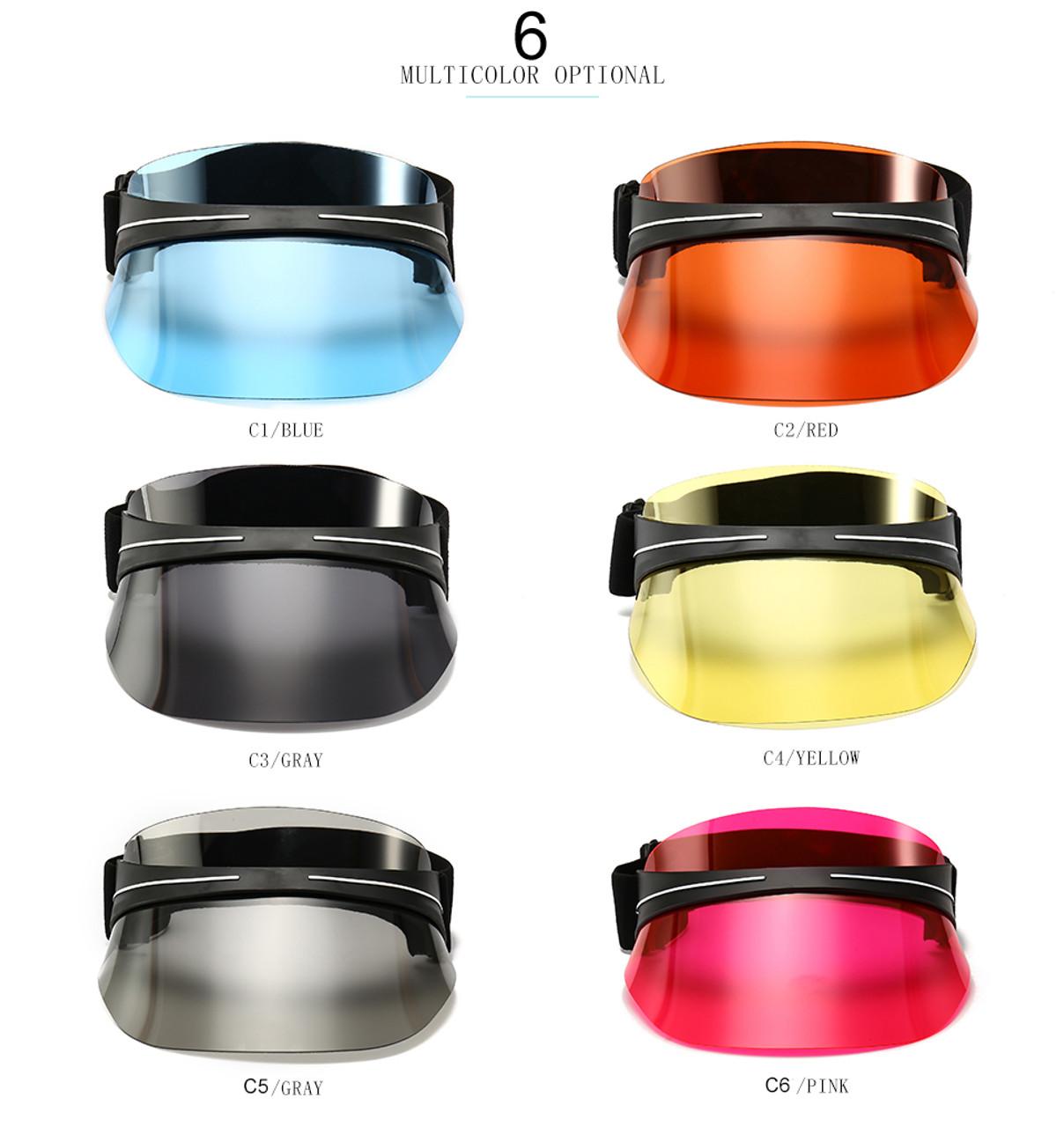 8d2278dad83c3 FU E New Oversized Hats for Women sunglasses Hat Brand Designer cap with sun  glasses Elastic