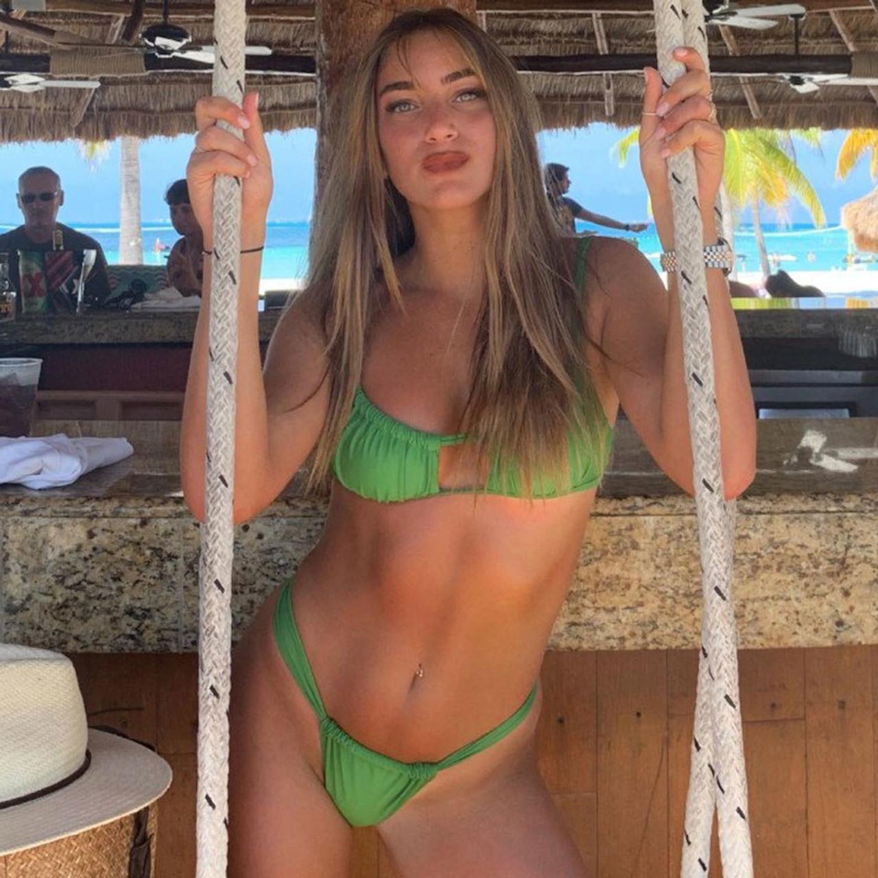 56ae370e381f8 New Bikini Set 2019 Women Swimsuit Sexy Swimwear Female Striped Thong  Beachwear Summer Bathing Suit Maillot ...