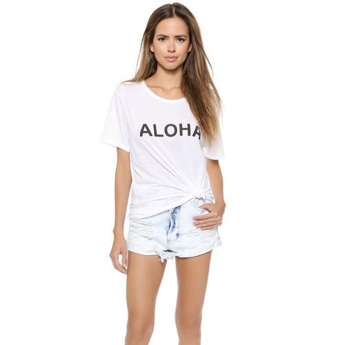ALOHA T SHIRT