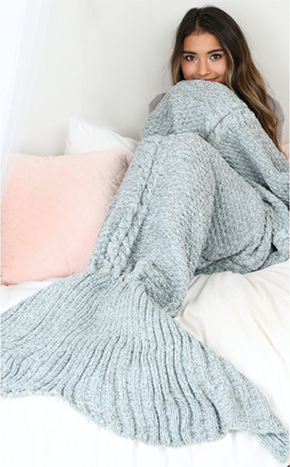 Mermaid Blanket
