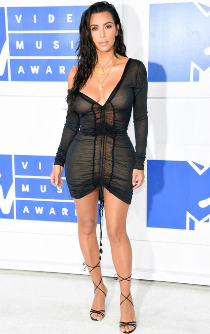 NAMIES DRESS - PALACEOFCHIC - kim kardashian