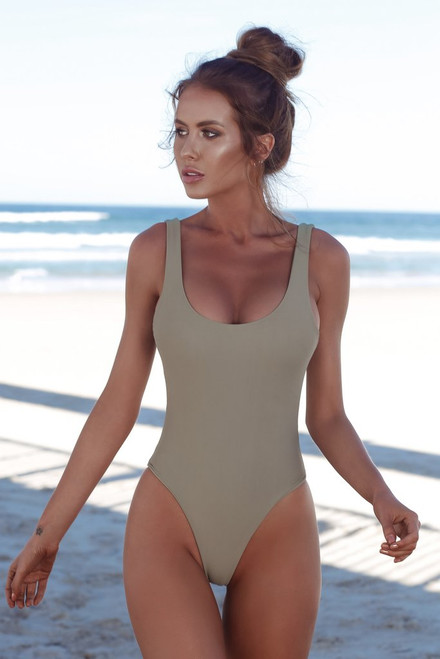 Sexy piece bathing suit