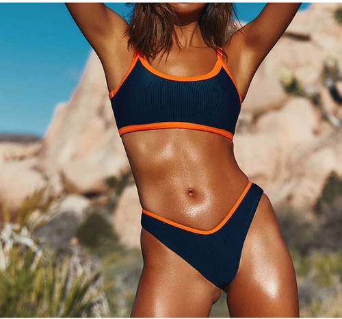 Hot Hothot Sports Bikinis 2019 Mujer Summer String Mini Bikini Tanga Swimsuit Separate May Women Swimwear Female Swimming Suit