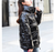 2018 New Winter Glossy Down Parka For Women Warm Bright Kindy Color Jacket Female Slim Zipper Jacket women windbreaker Coat {Black}