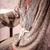 2019 New Silver Sequins Wrap Dress Lacing up Waist Split Slim Fit Women Long sleeve Tea Dresses Bow Tide Vestido Party