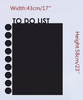 Blackboard To-Do List