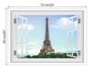 Eiffel Tower Window
