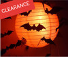 This set of 12 PVC 3D Bats will look fantastic at Halloween, or even a great touch to a themed room.  Pack includes 6 x Large (18x4.5cm) & 6 x Small (13.8x3.5cm)