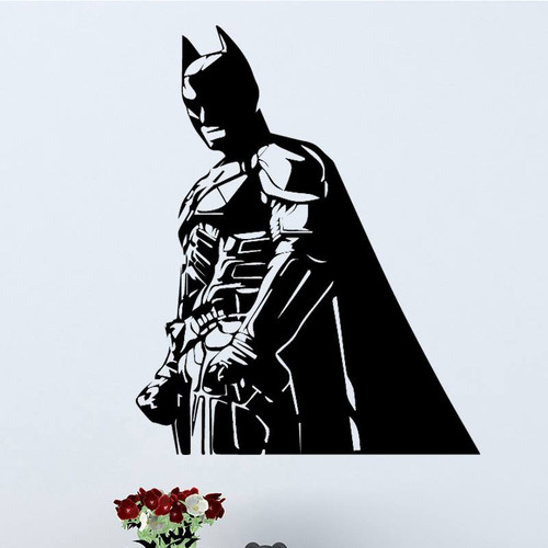 Removable wall decal. This design is made of quality vinyl and will look great in your home.  It measures 43x53cm.