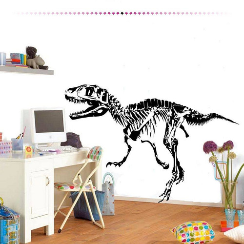 Removable wall decal. This design is made of quality vinyl and will look great in your home.  It measures 43x62cm.