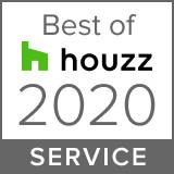 Celebrity Furnishings wins best of Houzz 2020