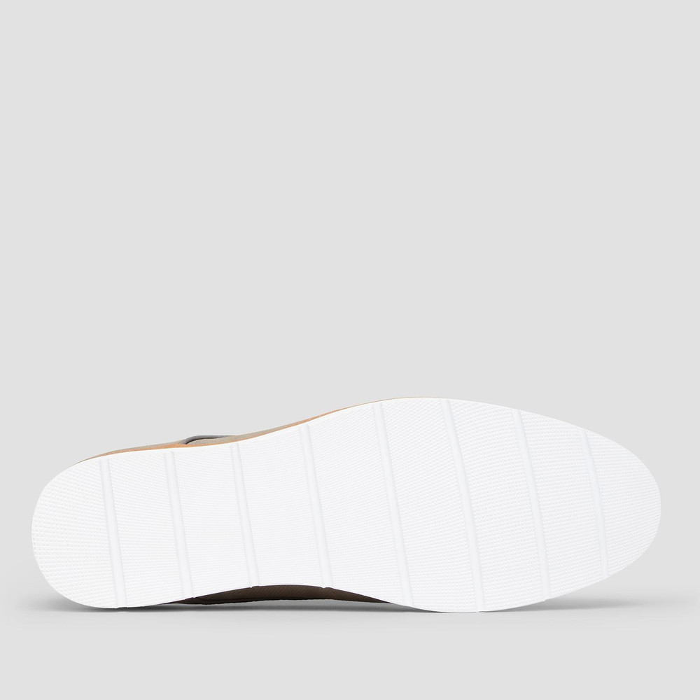 Jackman Grey Casual Shoes