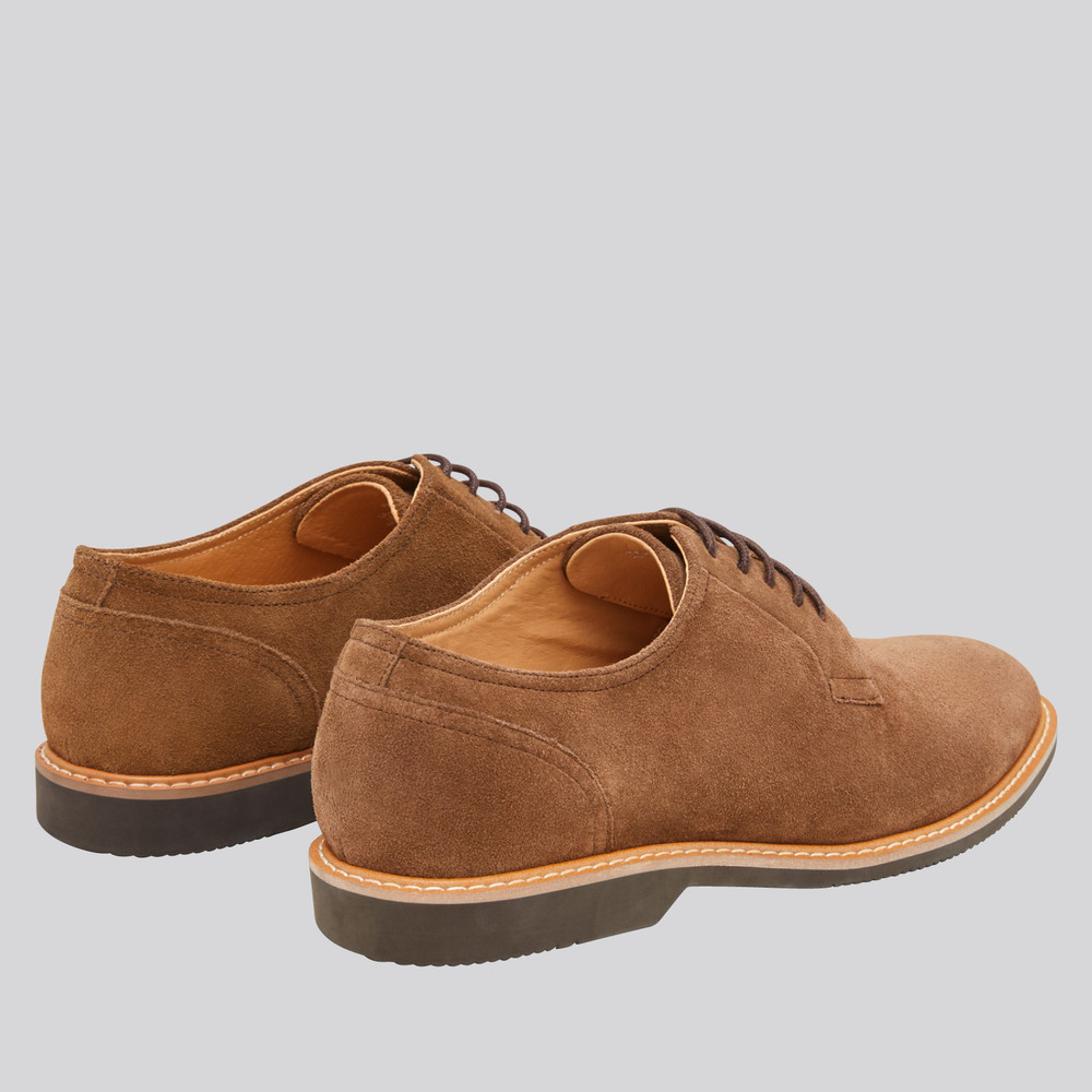 Kyoto Taupe Casual Shoes