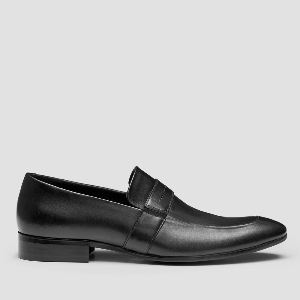 Wallace Black Loafers