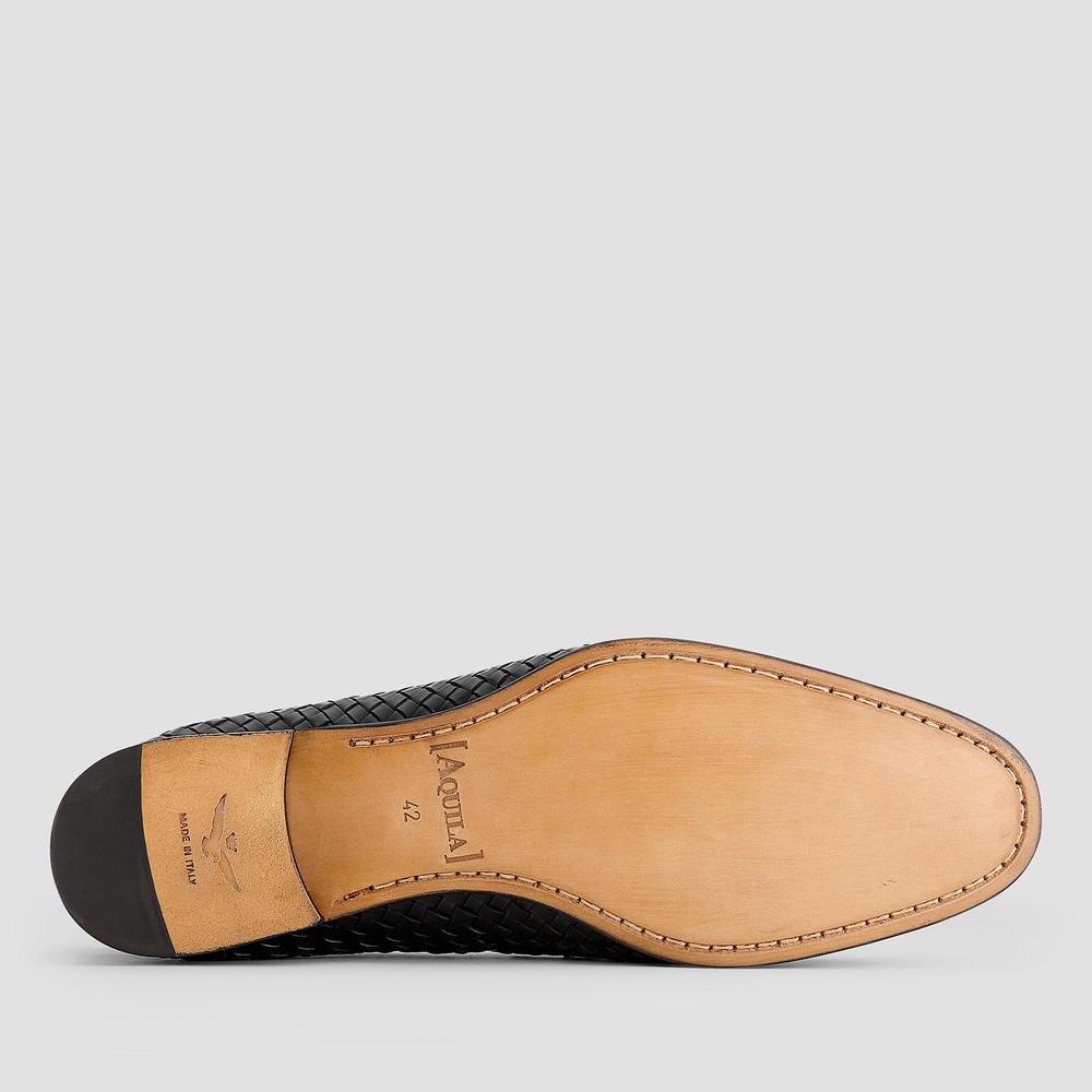 Vieri Black Loafers