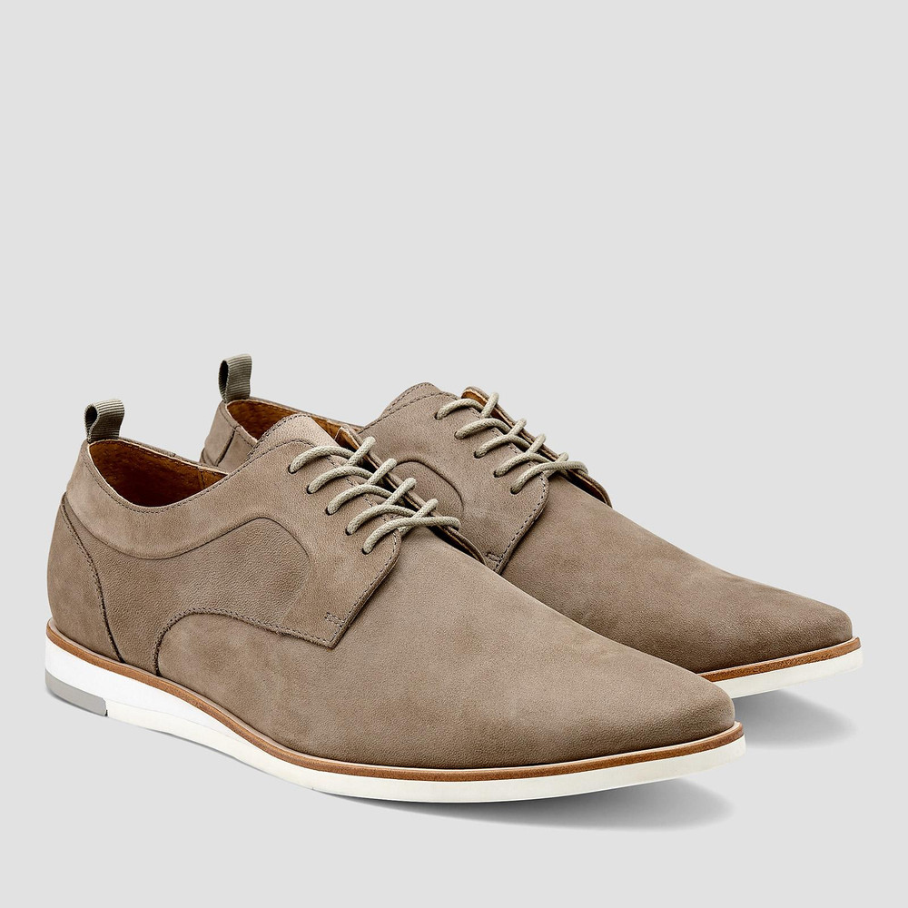 Vardy Grey Casual Shoes