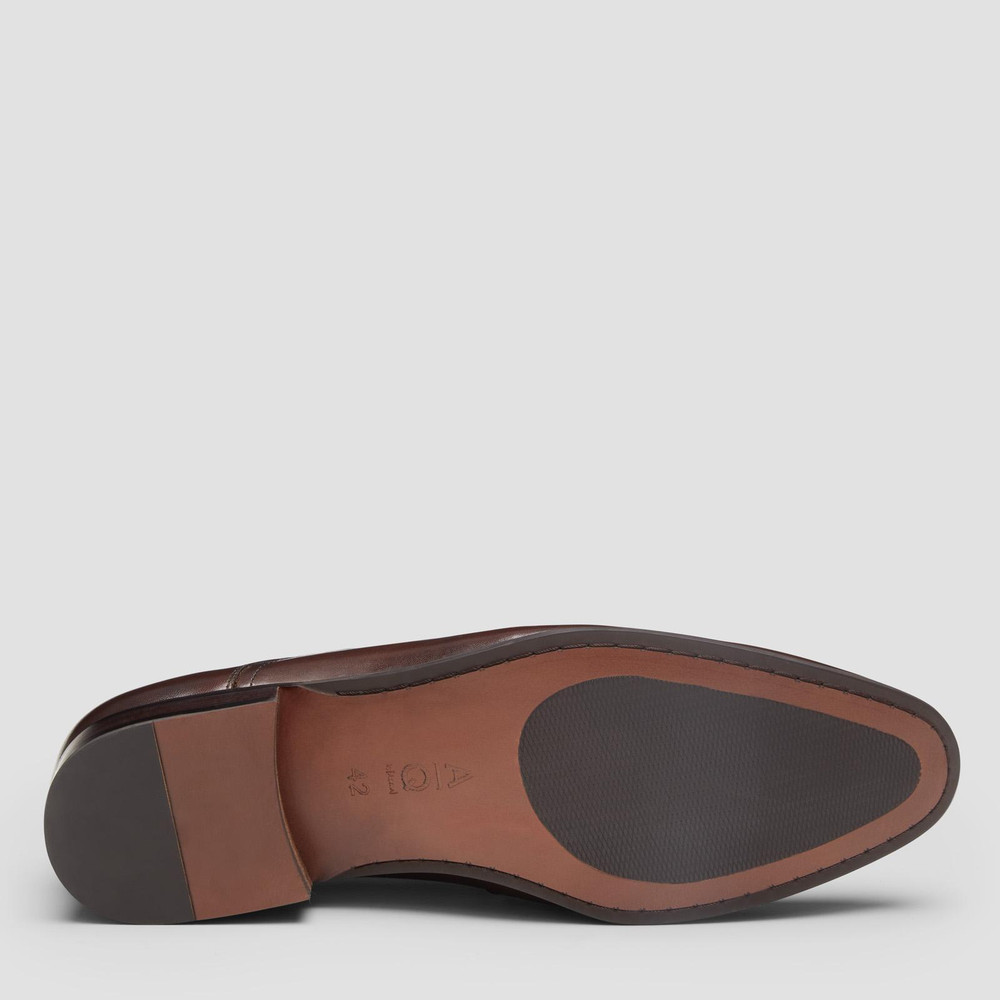 Oslo Brown Dress Shoes