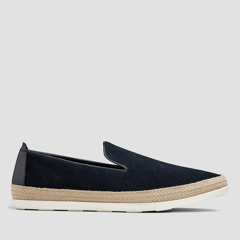 Osway Navy Casual Shoes