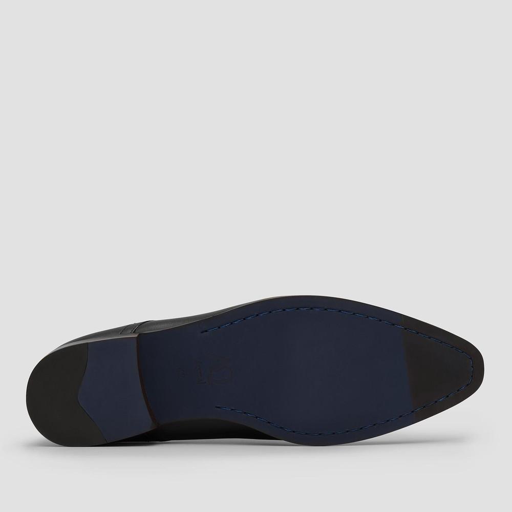 Micah Black Derby Shoes