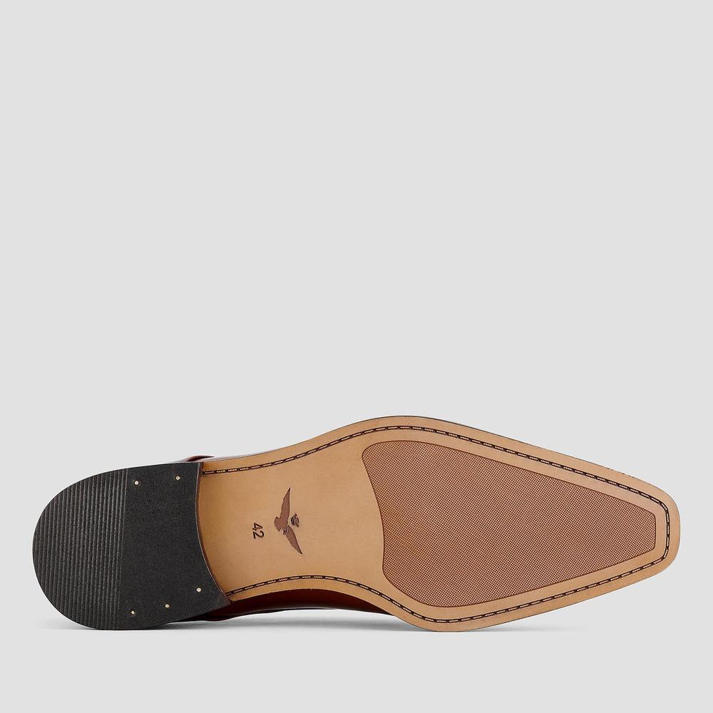 Shelton Nut Lace Up Shoes