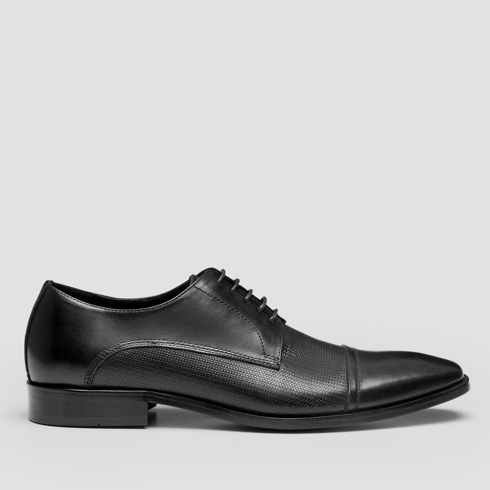 Pratt Black Dress Shoes