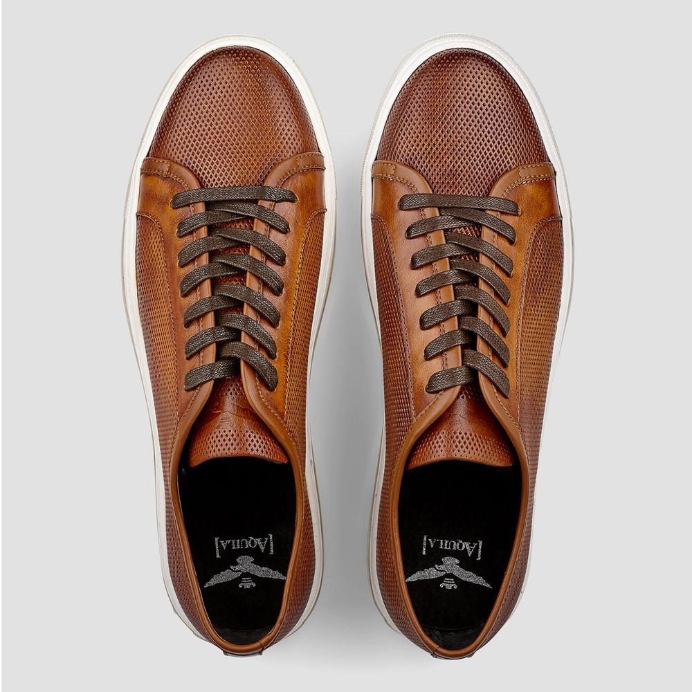 Pope Tan Sneakers