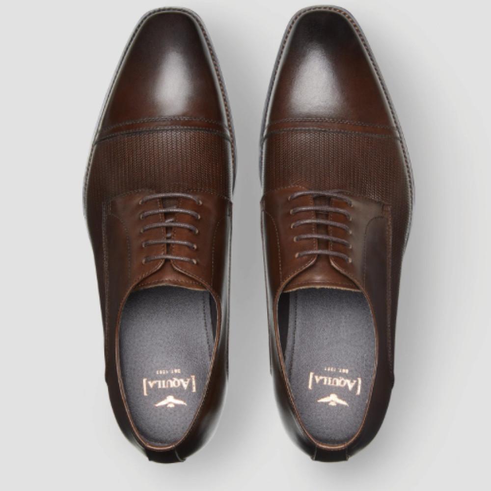 Pratt Brown Dress Shoes