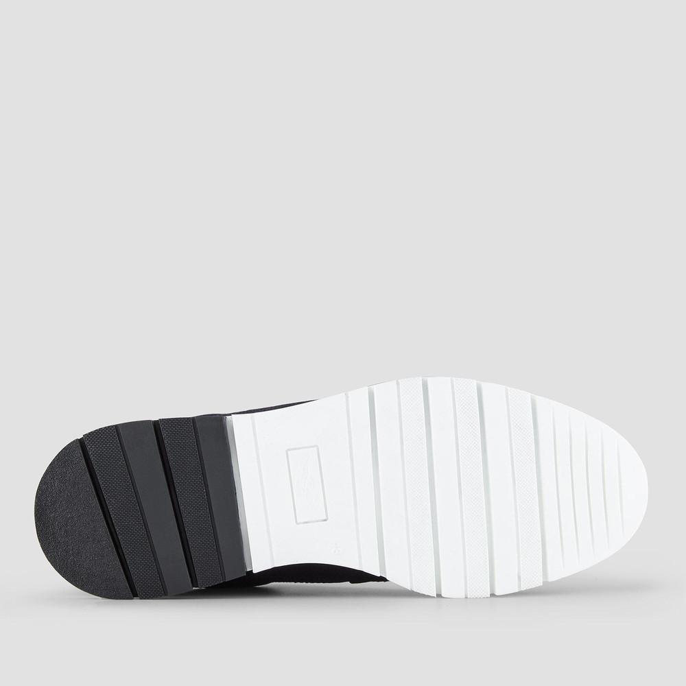 Saxon Navy Casual Shoes