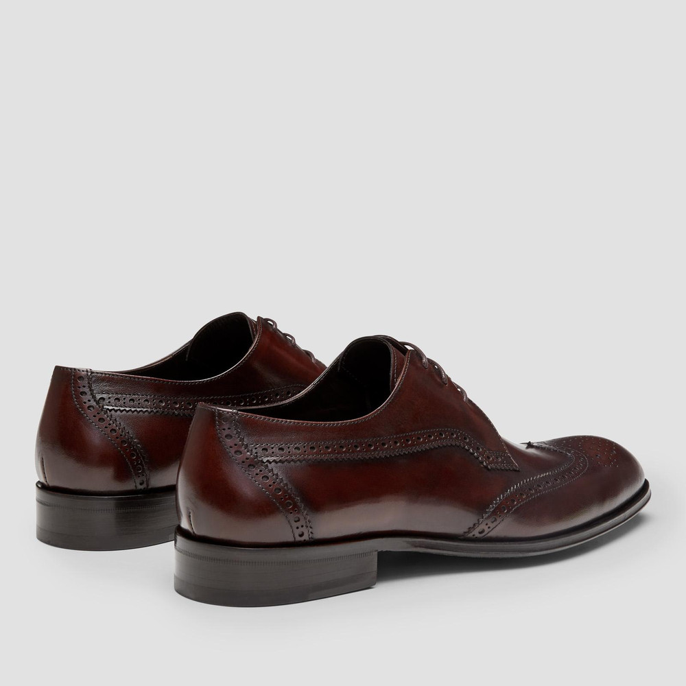 Baden Brown Brogues
