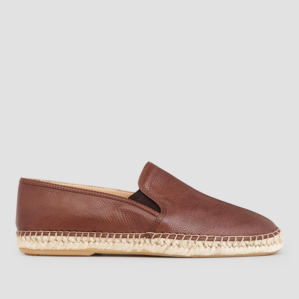 Flinders Brown Espadrilles