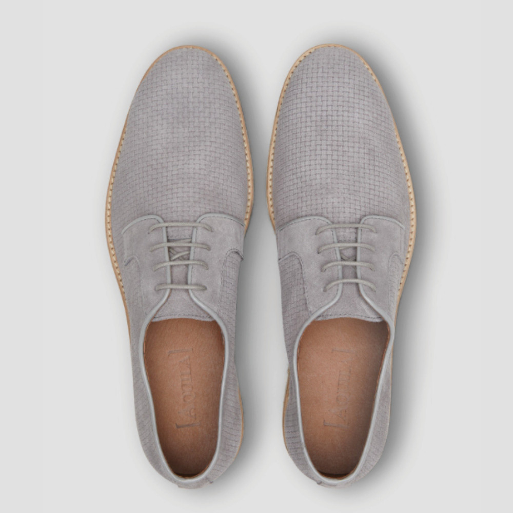 Bedford Grey Casual Shoes