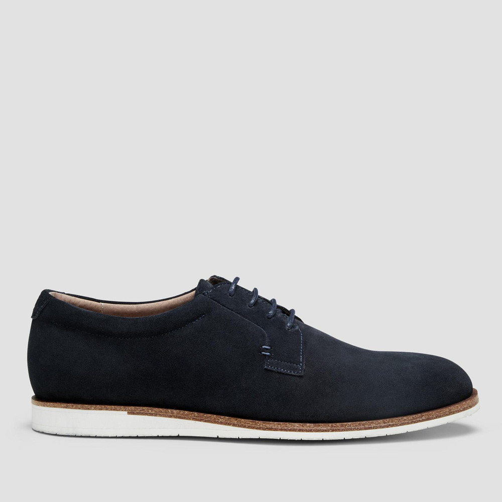 Vargas Navy Casual Shoes