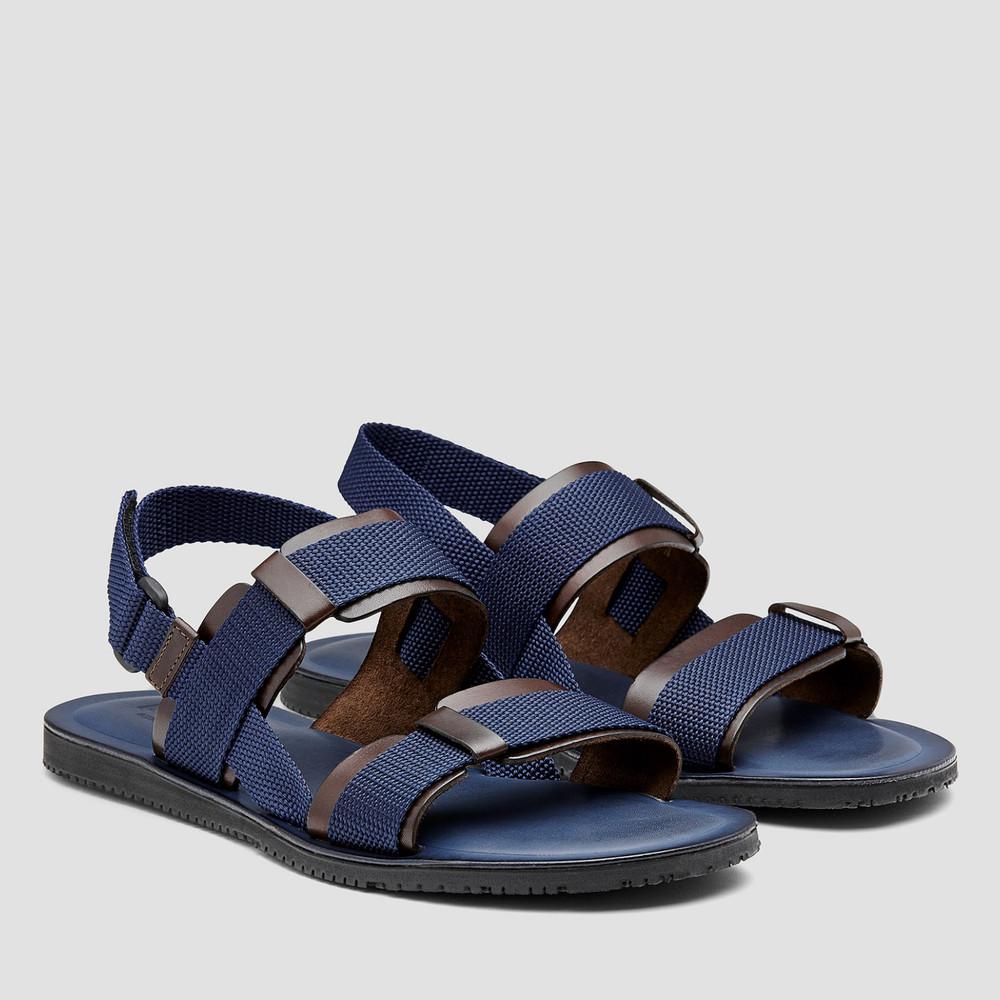 Kingston Navy Sandals