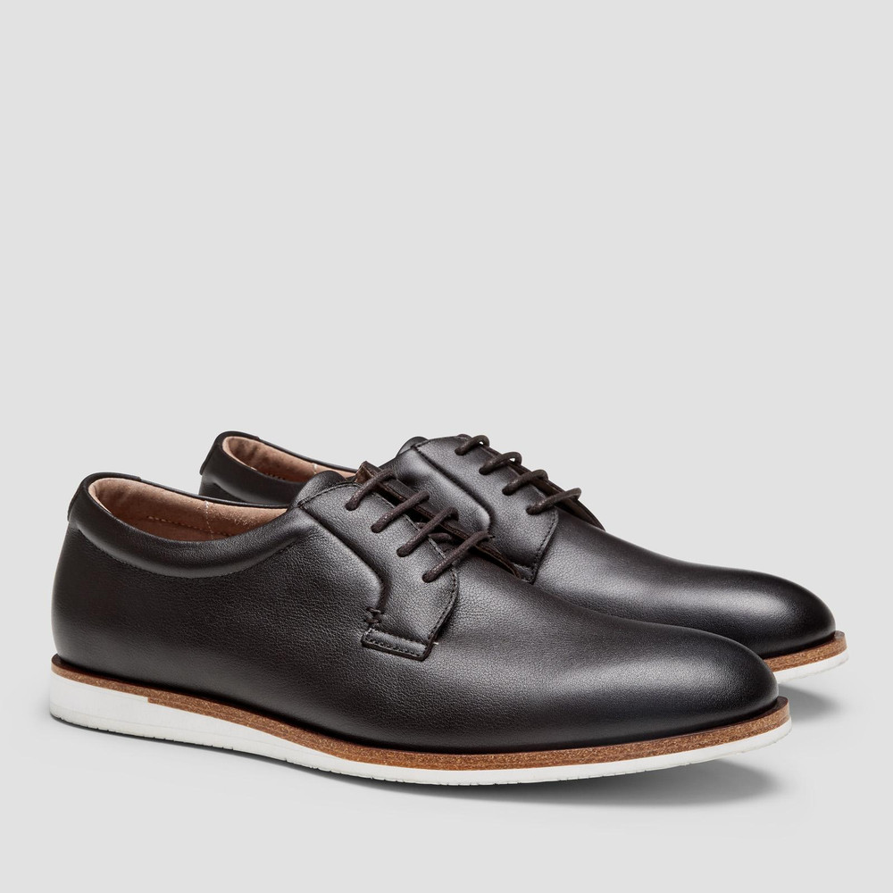 Vargas Brown Casual Shoes
