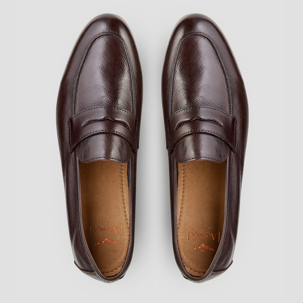Fico Brown Loafers