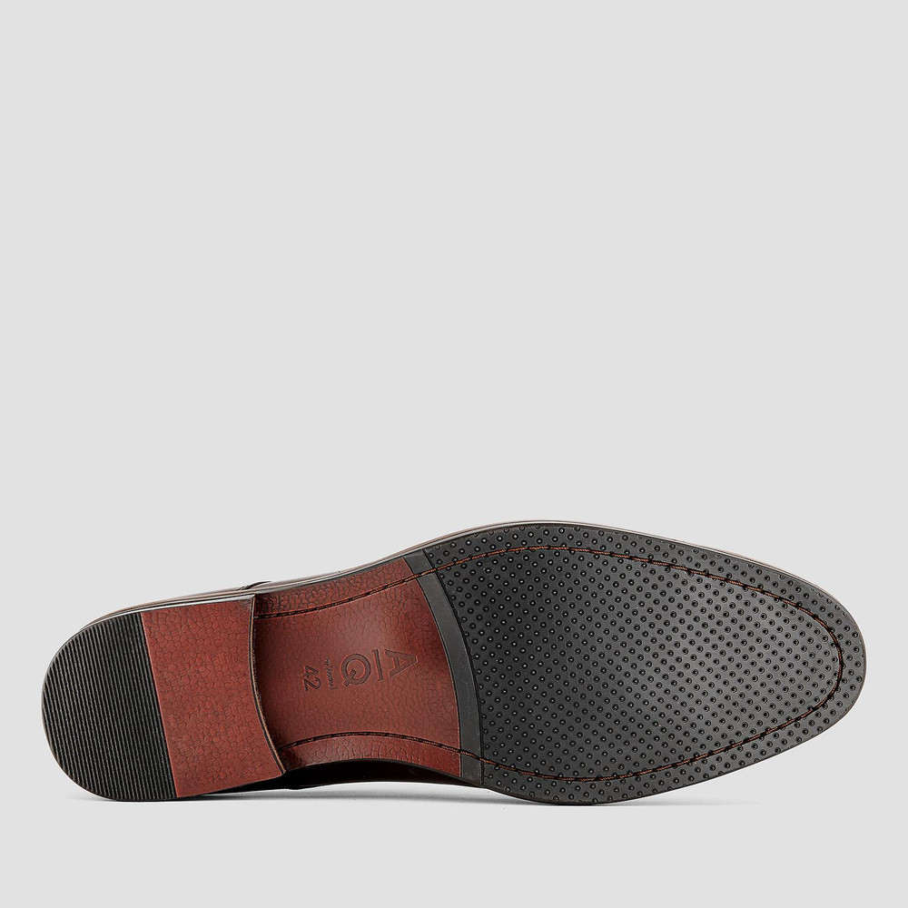 Atlanta Brown Lace Up Shoes