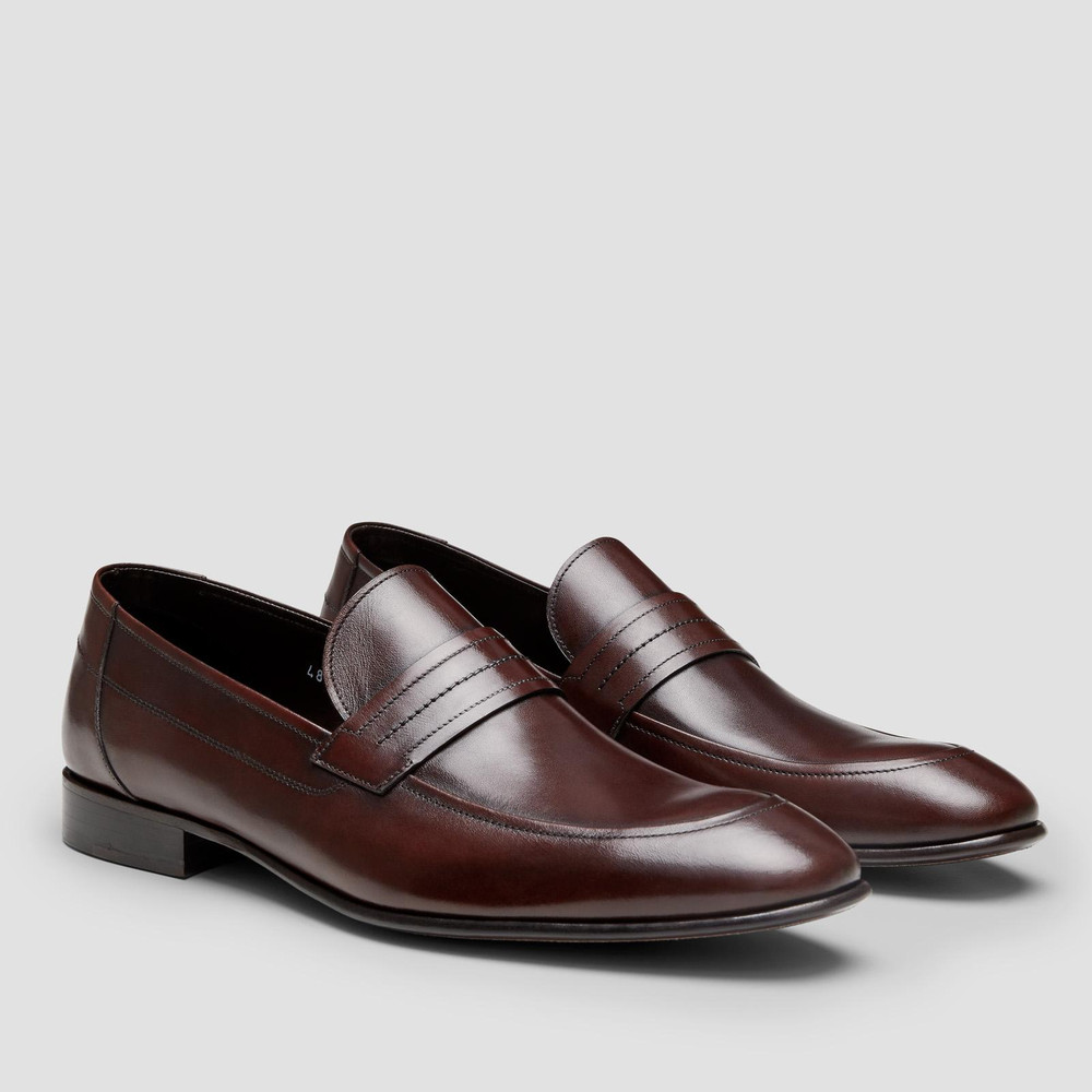Astbury Brown Loafers
