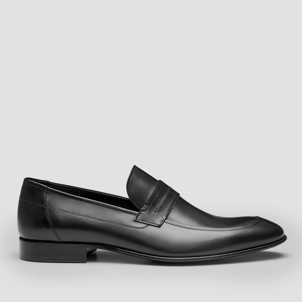 Astbury Black Loafers