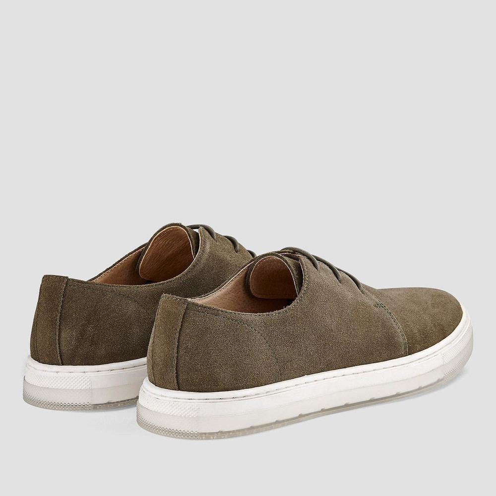 Bray Olive Sneakers