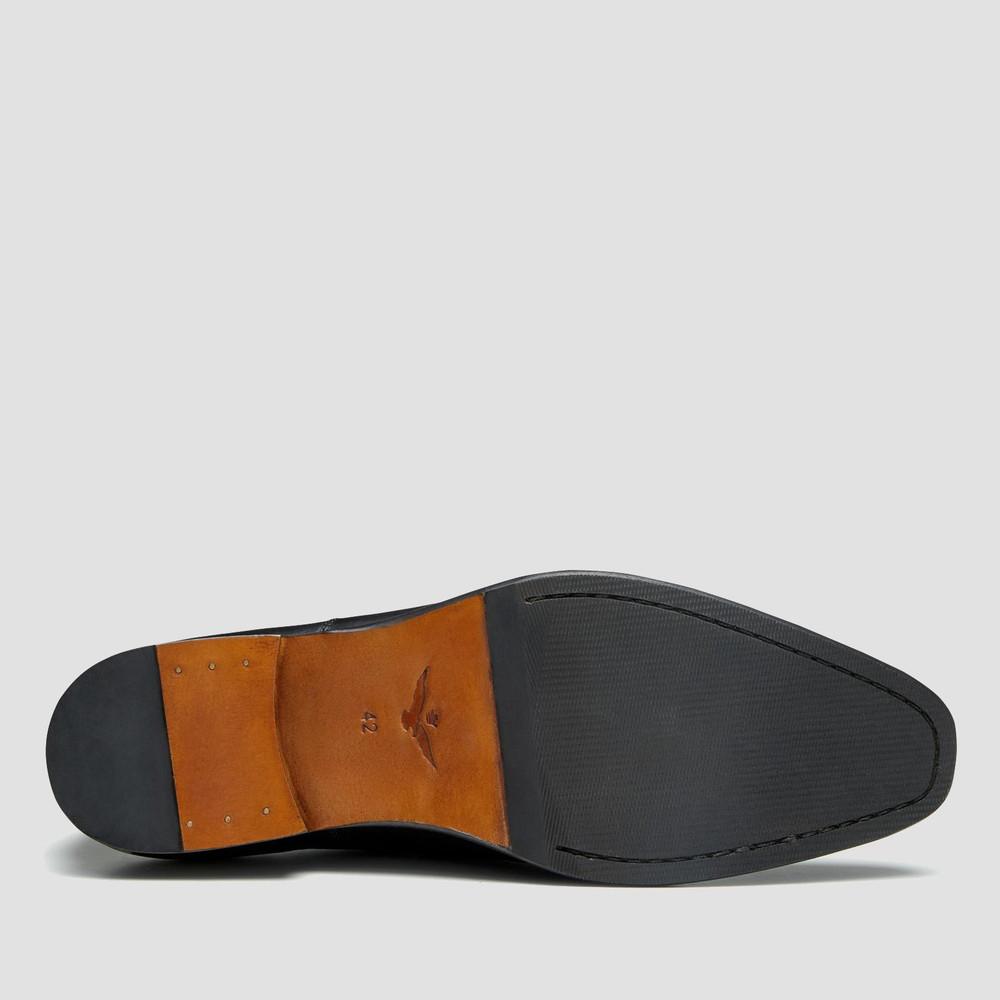 Gabe Black Oxford Shoes