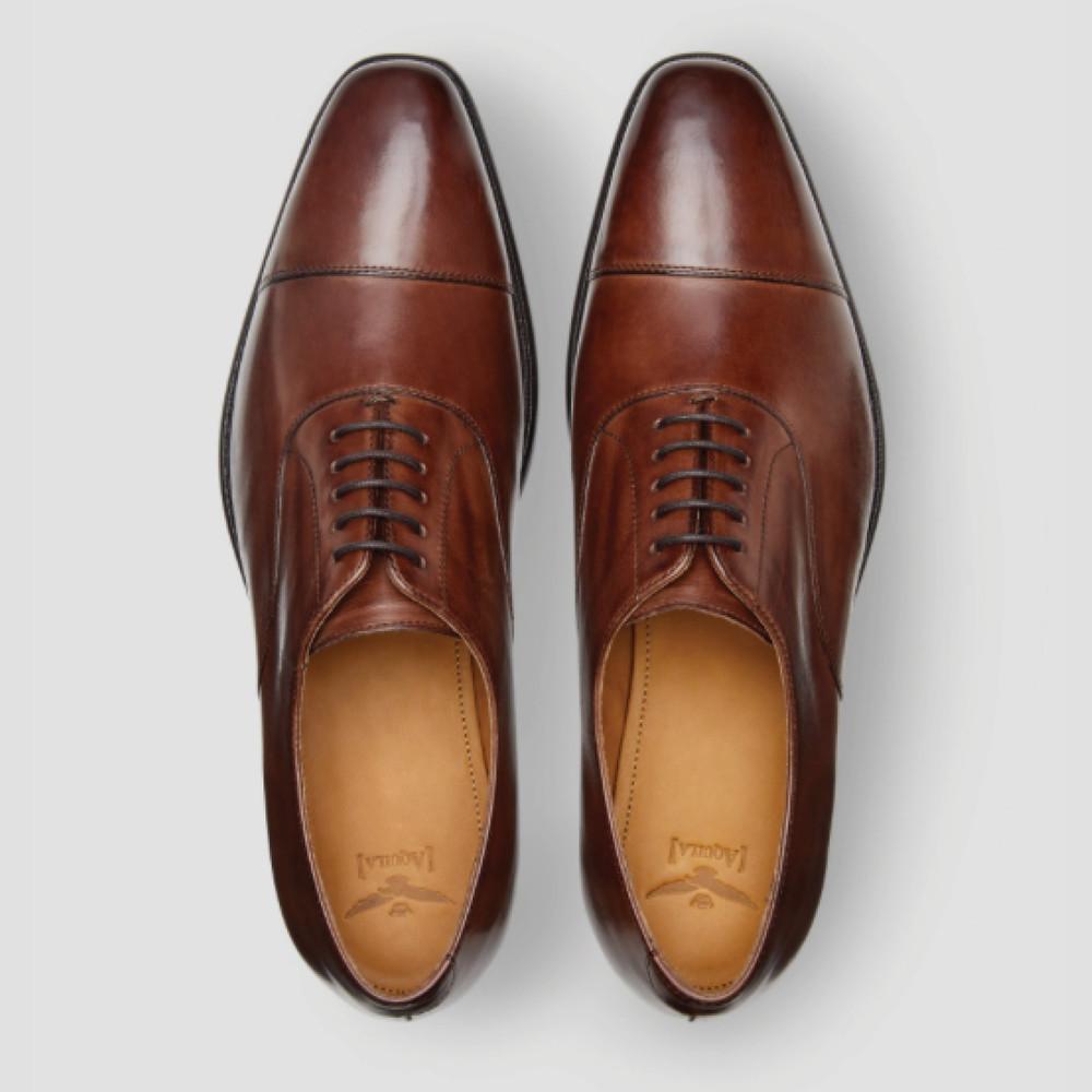 Gabe Brandy Oxford Shoes
