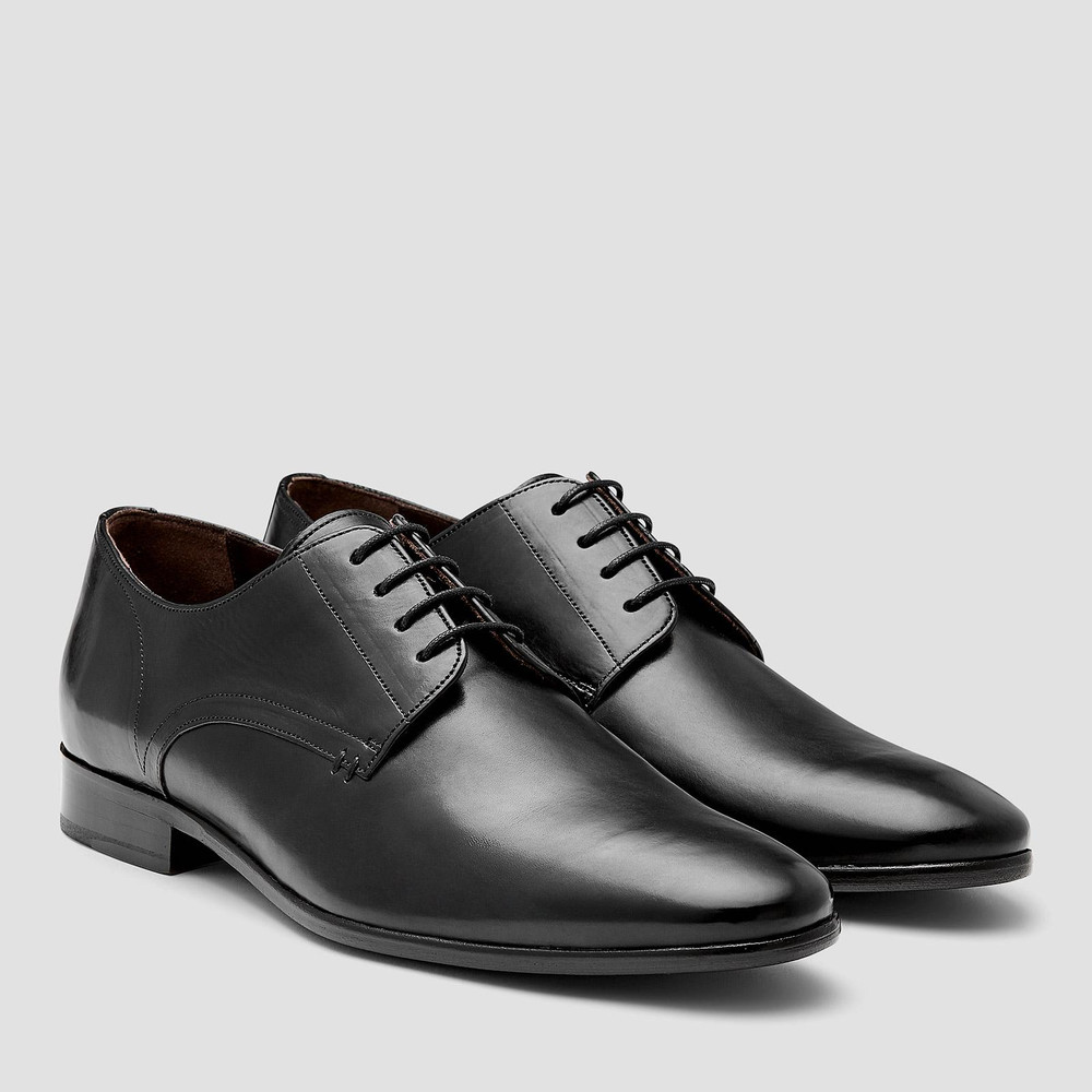 Dennis Black Dress Shoes