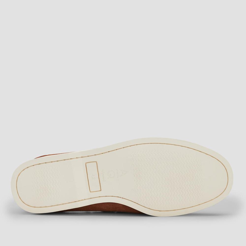 Corona Tan Boat Shoes