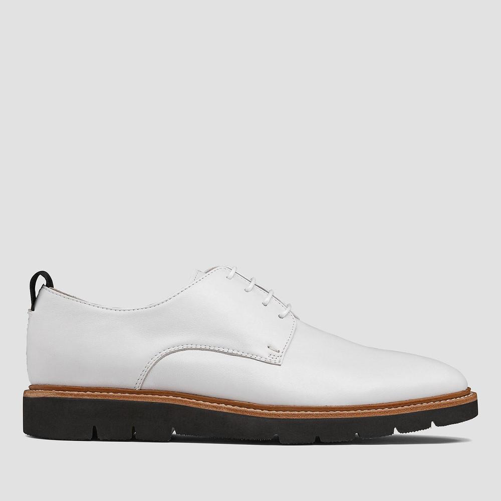 Dillard White Casual Shoes