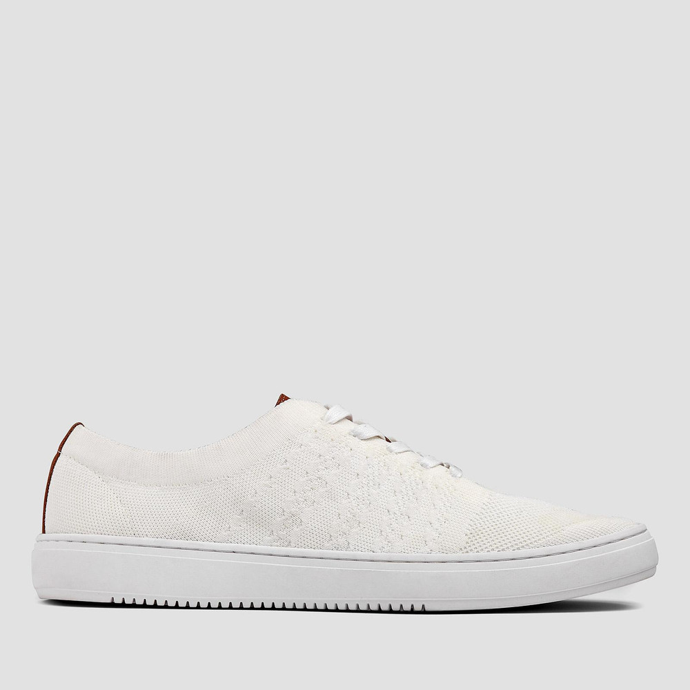 Hanks White Sneakers