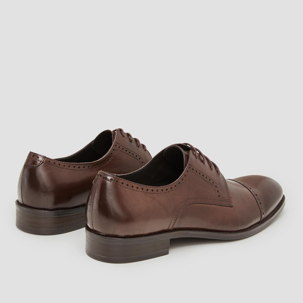 Galway Brown Lace Up Shoes