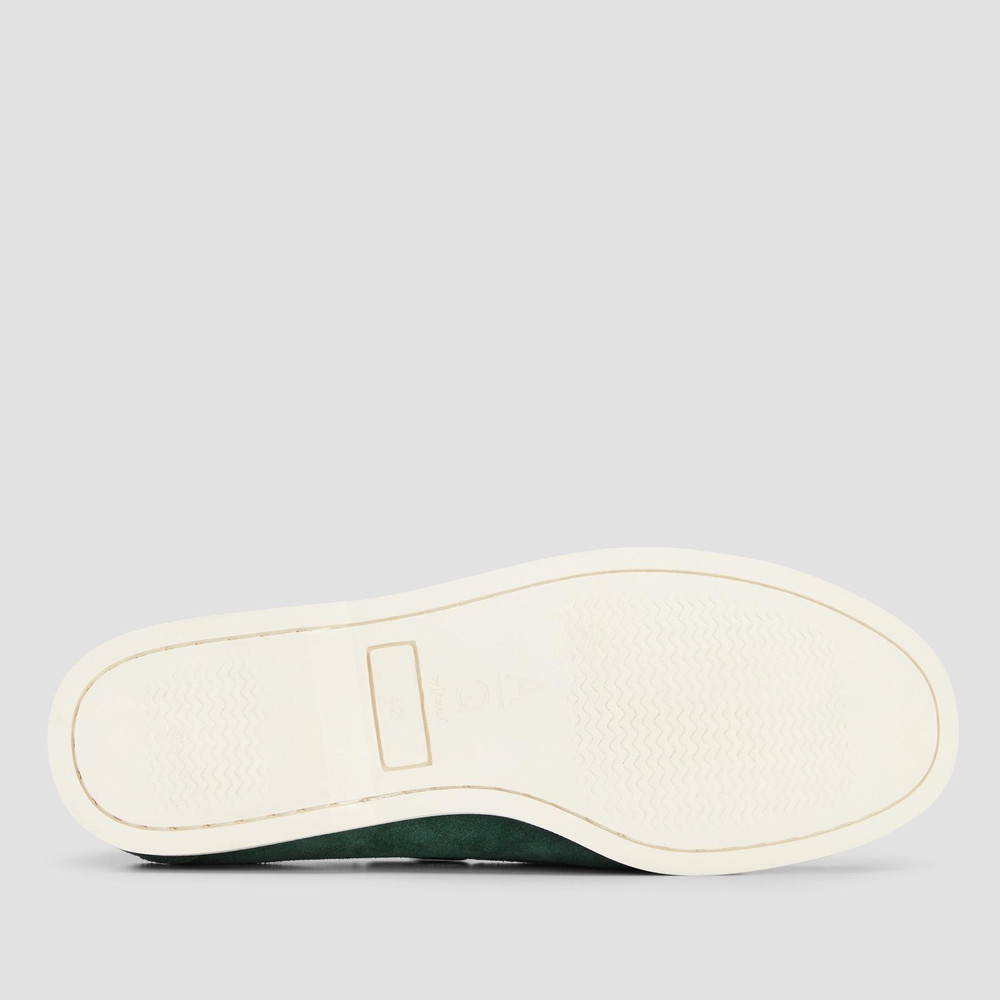 Corona Green Boat Shoes