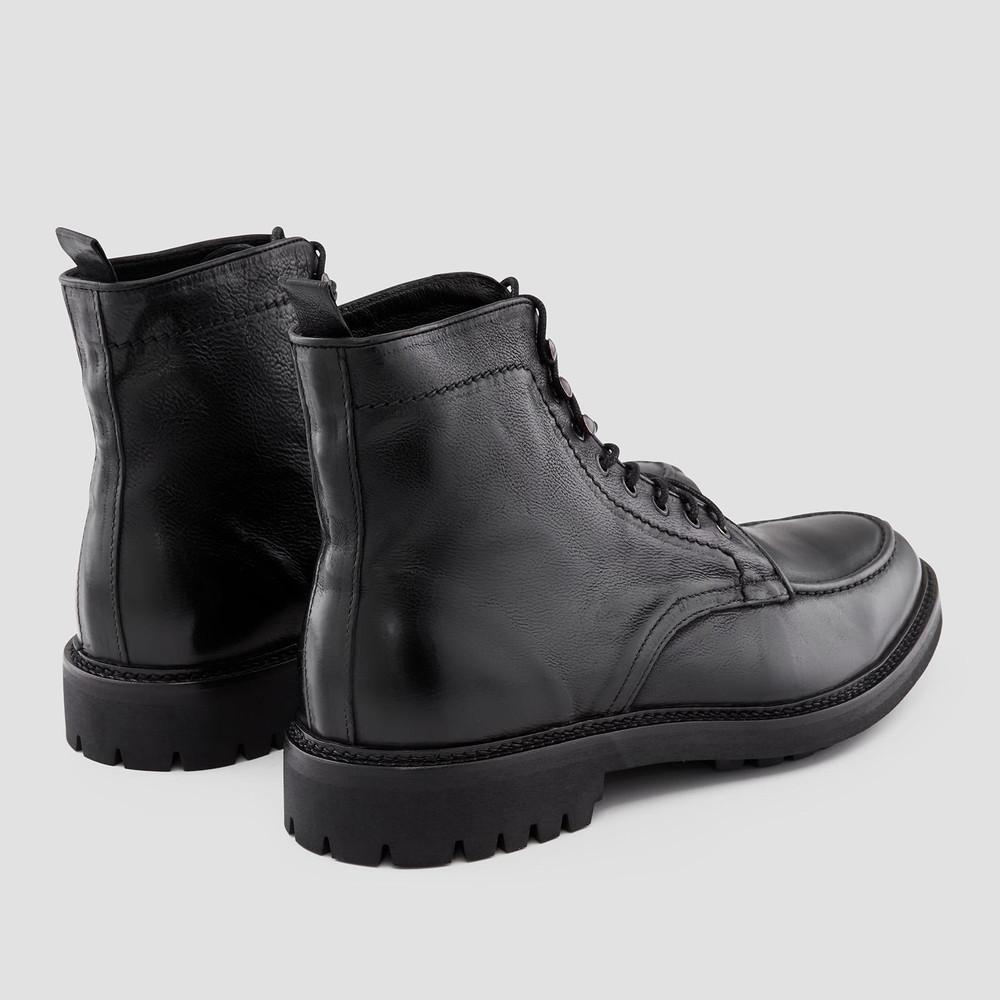 Ventura Black Ankle Boots