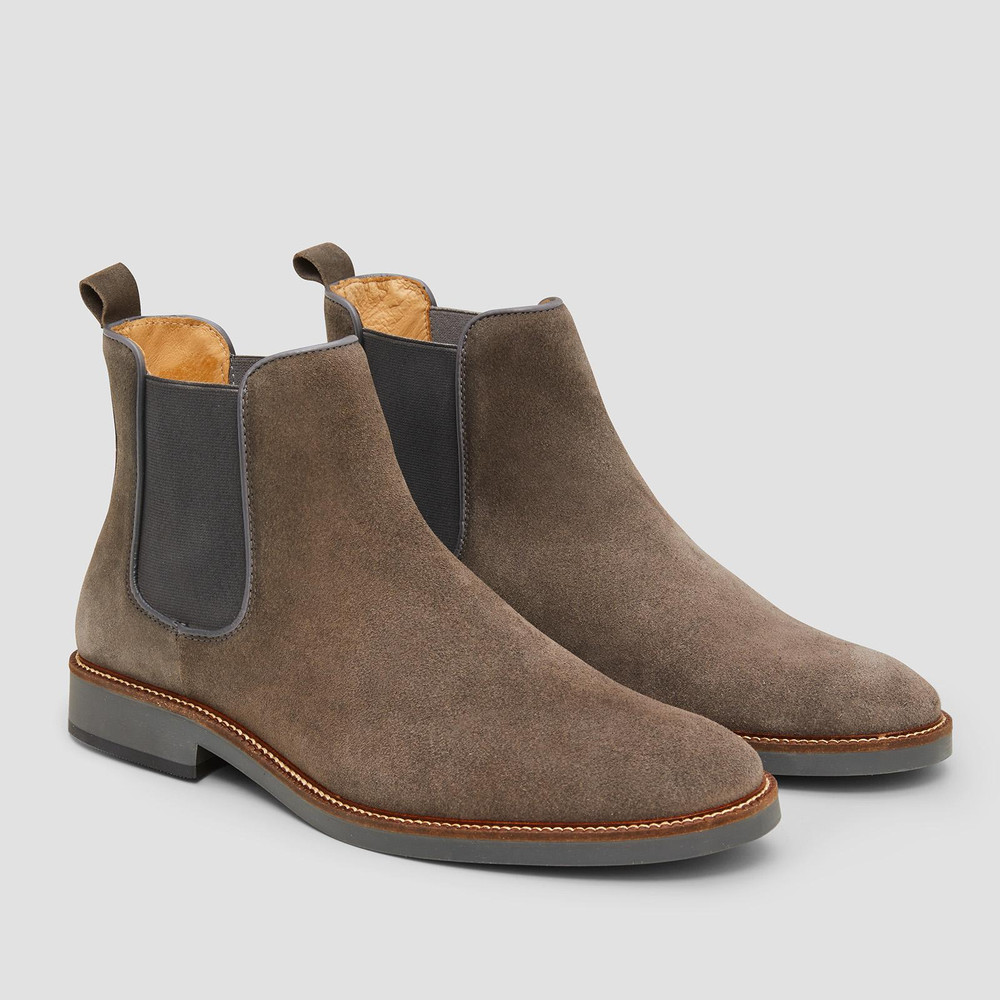 486ccc0515e Symons Grey Chelsea Boots
